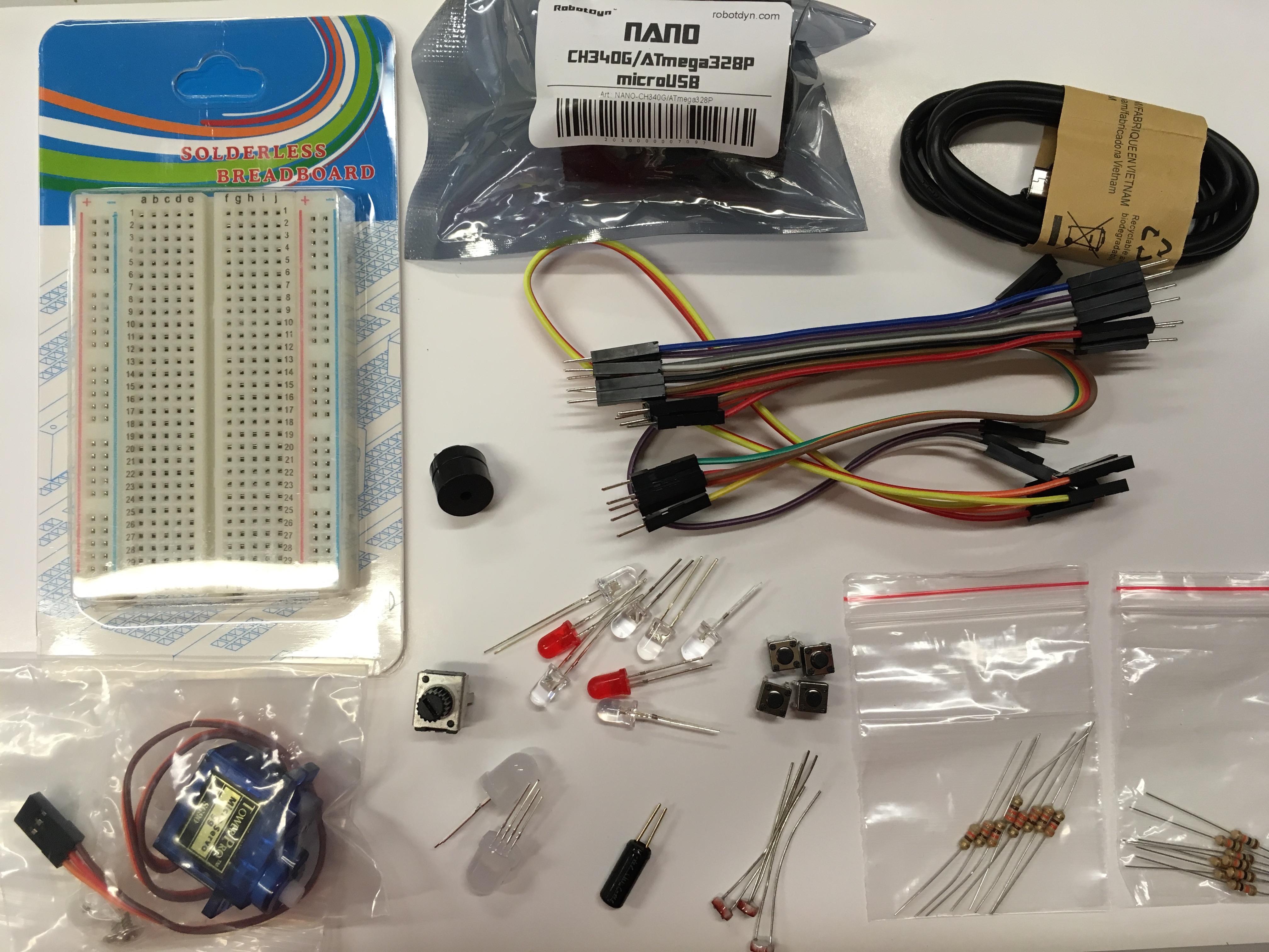 Basic Arduino Circuits Stepper Motor Driver Pcb Circuit Basiccircuit Diagram