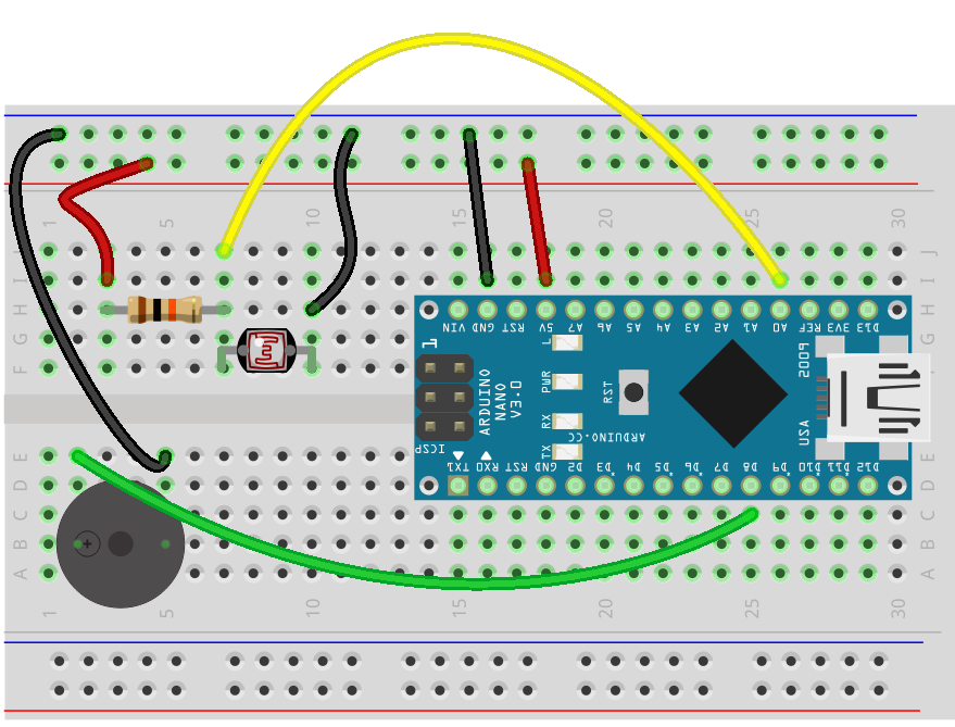 Basic Arduino Circuits